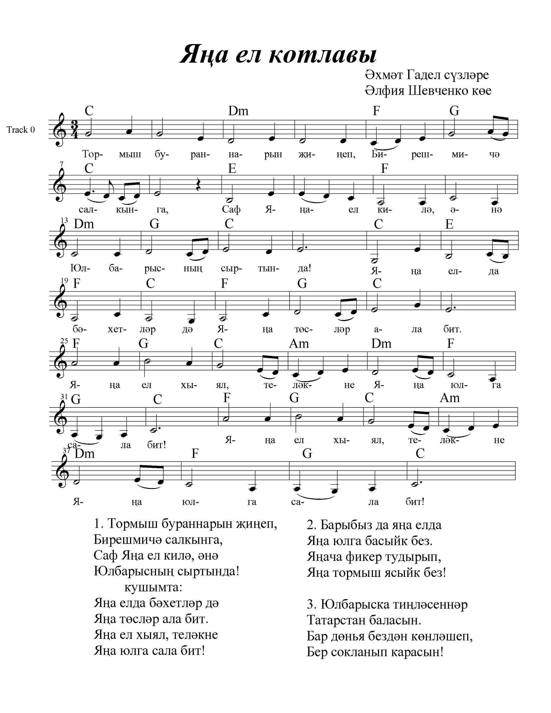 Список исполнителей татарских песен